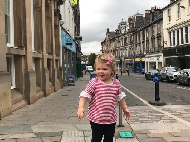 Mia in Stirling city centre