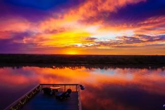 matagorda sunset